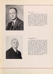 Page 15, 1941 Edition, Morgantown High School - Mohigan Yearbook (Morgantown, WV) online yearbook collection