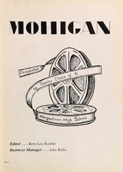 Page 7, 1941 Edition, Morgantown High School - Mohigan Yearbook (Morgantown, WV) online yearbook collection