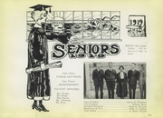 Page 13, 1919 Edition, Huntington High School - Huntingtonian Yearbook (Huntington, WV) online yearbook collection