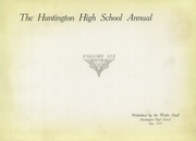 Page 5, 1919 Edition, Huntington High School - Huntingtonian Yearbook (Huntington, WV) online yearbook collection