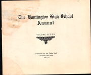 Page 5, 1920 Edition, Huntington High School - Huntingtonian Yearbook (Huntington, WV) online yearbook collection