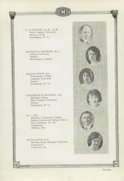 Page 17, 1926 Edition, Huntington High School - Huntingtonian Yearbook (Huntington, WV) online yearbook collection