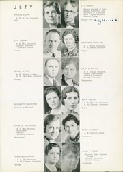 Page 11, 1936 Edition, Huntington High School - Huntingtonian Yearbook (Huntington, WV) online yearbook collection