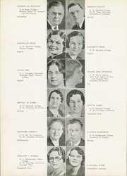Page 14, 1936 Edition, Huntington High School - Huntingtonian Yearbook (Huntington, WV) online yearbook collection