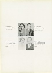 Page 16, 1936 Edition, Huntington High School - Huntingtonian Yearbook (Huntington, WV) online yearbook collection