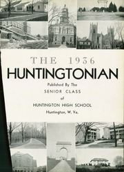 Page 5, 1936 Edition, Huntington High School - Huntingtonian Yearbook (Huntington, WV) online yearbook collection