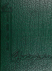 Page 1, 1943 Edition, Huntington High School - Huntingtonian Yearbook (Huntington, WV) online yearbook collection