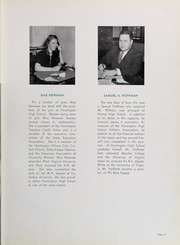Page 15, 1943 Edition, Huntington High School - Huntingtonian Yearbook (Huntington, WV) online yearbook collection