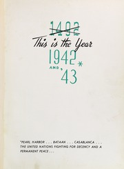 Page 5, 1943 Edition, Huntington High School - Huntingtonian Yearbook (Huntington, WV) online yearbook collection