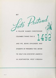 Page 8, 1943 Edition, Huntington High School - Huntingtonian Yearbook (Huntington, WV) online yearbook collection
