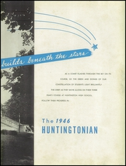 Page 7, 1946 Edition, Huntington High School - Huntingtonian Yearbook (Huntington, WV) online yearbook collection