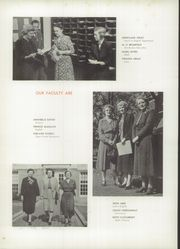 Page 14, 1950 Edition, Huntington High School - Huntingtonian Yearbook (Huntington, WV) online yearbook collection