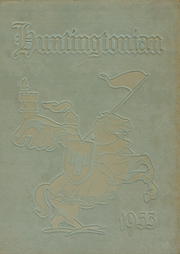 Page 1, 1953 Edition, Huntington High School - Huntingtonian Yearbook (Huntington, WV) online yearbook collection