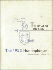 Page 5, 1953 Edition, Huntington High School - Huntingtonian Yearbook (Huntington, WV) online yearbook collection