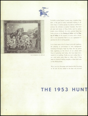 Page 6, 1953 Edition, Huntington High School - Huntingtonian Yearbook (Huntington, WV) online yearbook collection