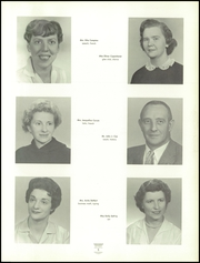 Page 11, 1959 Edition, Huntington High School - Huntingtonian Yearbook (Huntington, WV) online yearbook collection