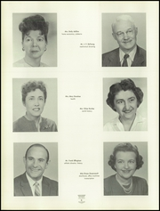 Page 12, 1959 Edition, Huntington High School - Huntingtonian Yearbook (Huntington, WV) online yearbook collection