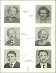 Page 13, 1959 Edition, Huntington High School - Huntingtonian Yearbook (Huntington, WV) online yearbook collection