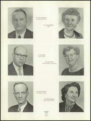 Page 14, 1959 Edition, Huntington High School - Huntingtonian Yearbook (Huntington, WV) online yearbook collection