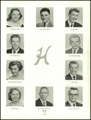 Page 21, 1959 Edition, Huntington High School - Huntingtonian Yearbook (Huntington, WV) online yearbook collection