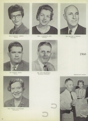 Page 14, 1960 Edition, Huntington High School - Huntingtonian Yearbook (Huntington, WV) online yearbook collection
