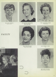Page 15, 1960 Edition, Huntington High School - Huntingtonian Yearbook (Huntington, WV) online yearbook collection