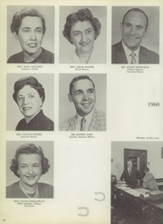 Page 16, 1960 Edition, Huntington High School - Huntingtonian Yearbook (Huntington, WV) online yearbook collection