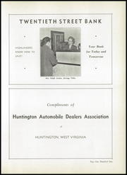 Page 105, 1951 Edition, Huntington East High School - East Hi Yearbook (Huntington, WV) online yearbook collection