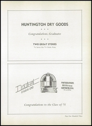 Page 107, 1951 Edition, Huntington East High School - East Hi Yearbook (Huntington, WV) online yearbook collection