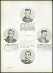 Page 90, 1951 Edition, Huntington East High School - East Hi Yearbook (Huntington, WV) online yearbook collection