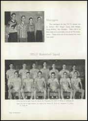 Page 96, 1951 Edition, Huntington East High School - East Hi Yearbook (Huntington, WV) online yearbook collection