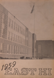 1959 Edition, Huntington East High School - East Hi Yearbook (Huntington, WV)