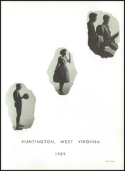 Page 7, 1959 Edition, Huntington East High School - East Hi Yearbook (Huntington, WV) online yearbook collection