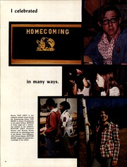 Page 12, 1975 Edition, Greenbrier West High School - Cavalier Yearbook (Charmco, WV) online yearbook collection