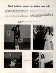 Page 72, 1975 Edition, Greenbrier West High School - Cavalier Yearbook (Charmco, WV) online yearbook collection