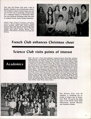 Page 79, 1975 Edition, Greenbrier West High School - Cavalier Yearbook (Charmco, WV) online yearbook collection