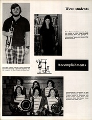 Page 80, 1975 Edition, Greenbrier West High School - Cavalier Yearbook (Charmco, WV) online yearbook collection
