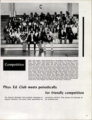 Page 83, 1975 Edition, Greenbrier West High School - Cavalier Yearbook (Charmco, WV) online yearbook collection
