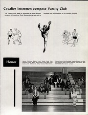 Page 85, 1975 Edition, Greenbrier West High School - Cavalier Yearbook (Charmco, WV) online yearbook collection