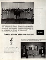 Page 86, 1975 Edition, Greenbrier West High School - Cavalier Yearbook (Charmco, WV) online yearbook collection