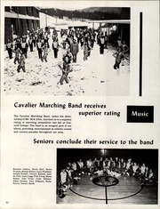 Page 88, 1975 Edition, Greenbrier West High School - Cavalier Yearbook (Charmco, WV) online yearbook collection