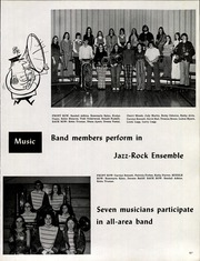 Page 89, 1975 Edition, Greenbrier West High School - Cavalier Yearbook (Charmco, WV) online yearbook collection