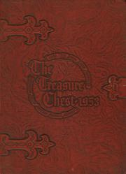 1953 Edition, Barboursville High School - Treasure Chest Yearbook (Barboursville, WV)