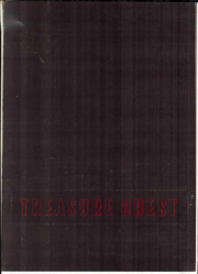 1957 Edition, Barboursville High School - Treasure Chest Yearbook (Barboursville, WV)