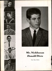 Page 10, 1960 Edition, Nicholas County High School - Nichlosean Yearbook (Summersville, WV) online yearbook collection