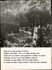 Page 6, 1960 Edition, Nicholas County High School - Nichlosean Yearbook (Summersville, WV) online yearbook collection