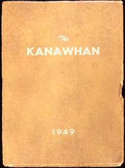 Page 1, 1949 Edition, East Bank High School - Kanawhan Yearbook (East Bank, WV) online yearbook collection