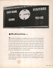 Page 11, 1950 Edition, East Bank High School - Kanawhan Yearbook (East Bank, WV) online yearbook collection