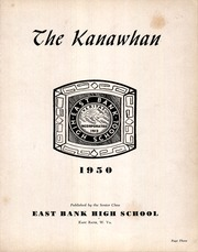Page 7, 1950 Edition, East Bank High School - Kanawhan Yearbook (East Bank, WV) online yearbook collection