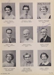Page 13, 1956 Edition, East Bank High School - Kanawhan Yearbook (East Bank, WV) online yearbook collection